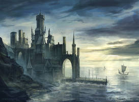 Ten Towers - Game of Thrones LCG by jcbarquet