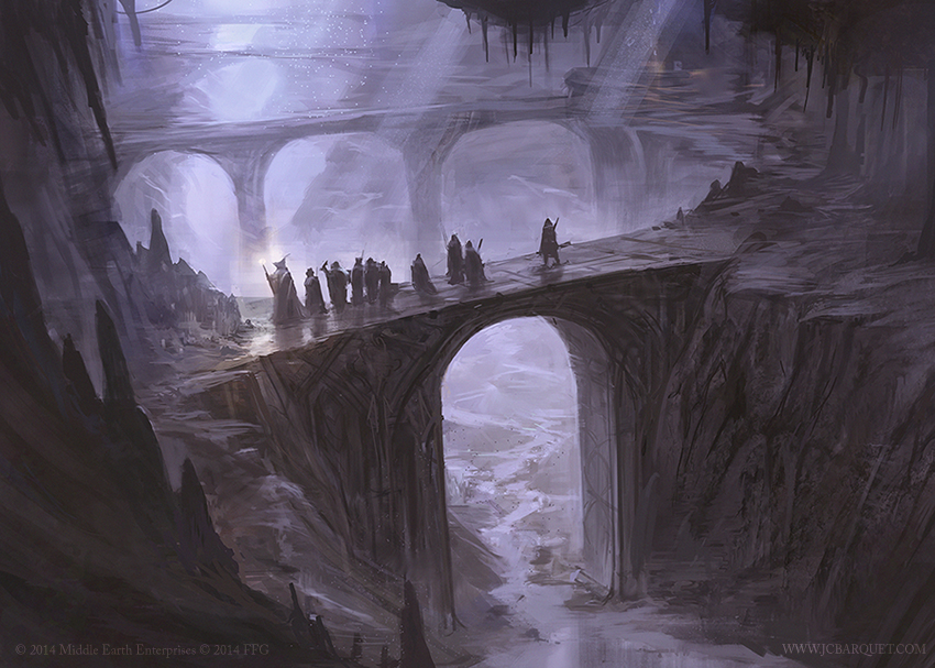 journey_in_the_dark___lotr_tcg_by_jcbarq