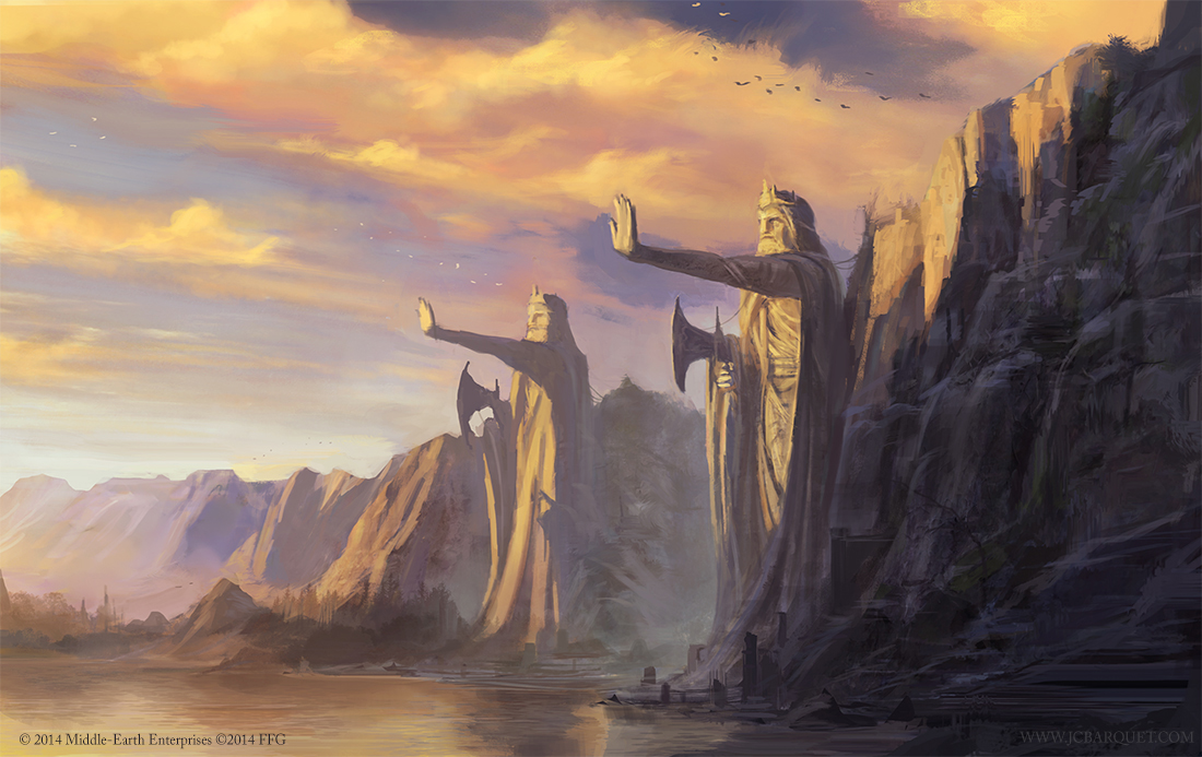 the_argonath___lord_of_the_rings_tcg_by_