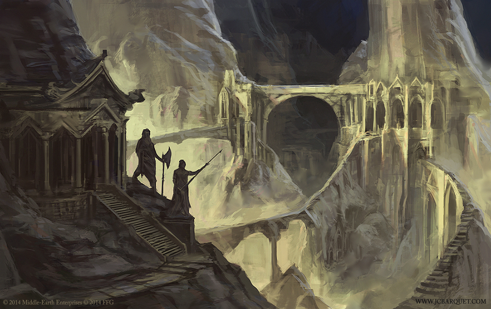 Mines of Moria - Lord of the Rings TCG by jcbarquet