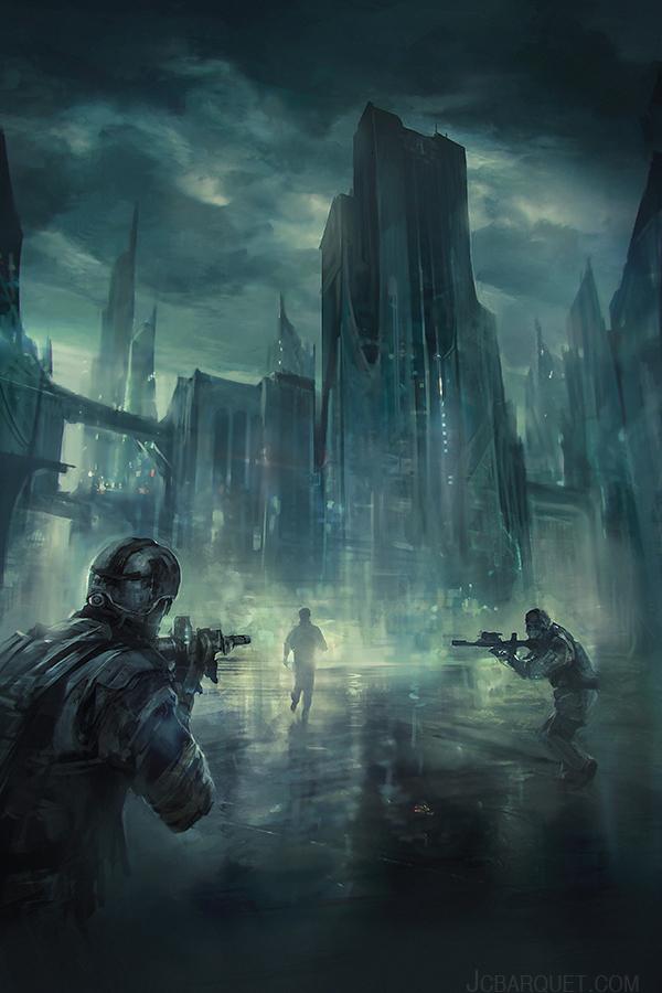 Dystopia by jcbarquet