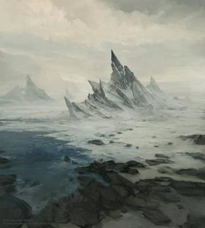 Frozen Shore - Game of Thrones LCG