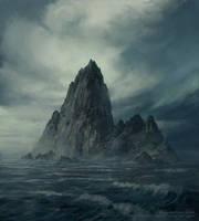 Skagos - Game of Thrones by jcbarquet