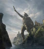 Titan of Braavos - Game of Thrones LCG