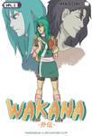 Wakana Gaiden by mandarain-a