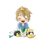 Happy Birthday Masaru!