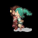 HSV: Birthday hug