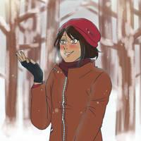 [HSV] 12DoX - Wintertime [Day 5] by mandarain-a