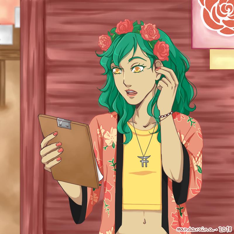 [HSV] Flower Festival by mandarain-a