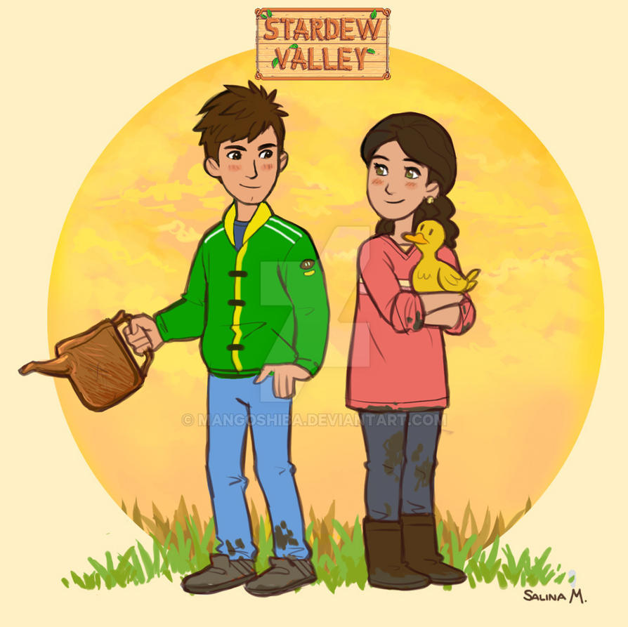 Stardew valley dating alex