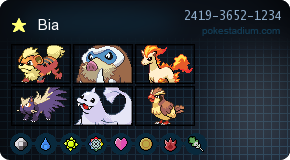 My Pokemons by BOS1998