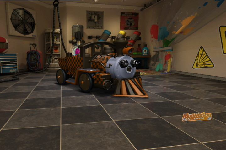 MNR Kart: Doom Train by GGod