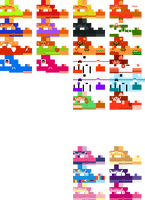 NES Minecraft Skins by GGod