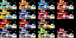 Minecraft Fire Emblem Warrior Skins by GGod