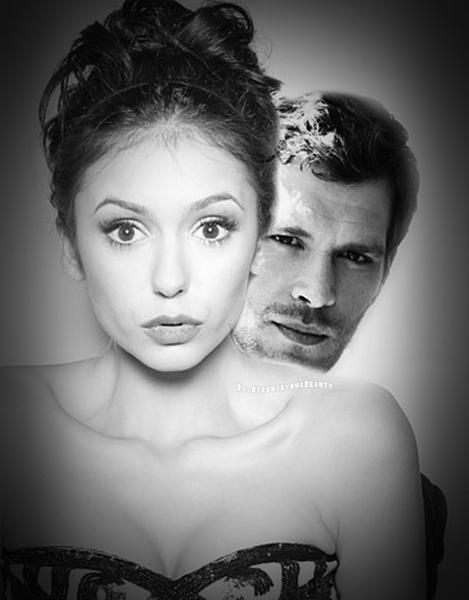 Joseph Morgan + Nina Dobrev | Manips #OO3 by MysteriousTemptress on ... Nina Dobrev And Joseph Morgan Manip