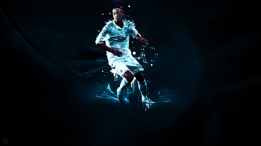 Mesut Ozil By M11CGFX On DeviantArt
