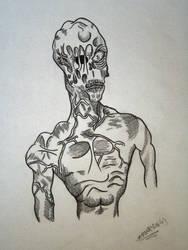 Zombie by Spasmedrosetta