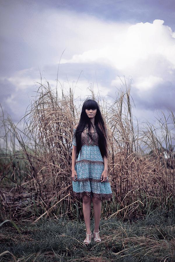 Staring Girl by princeoshare