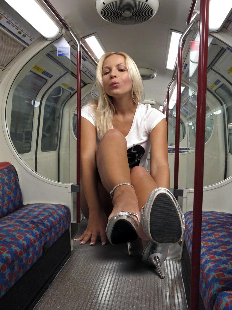Jenni's Little Train by JRGTS