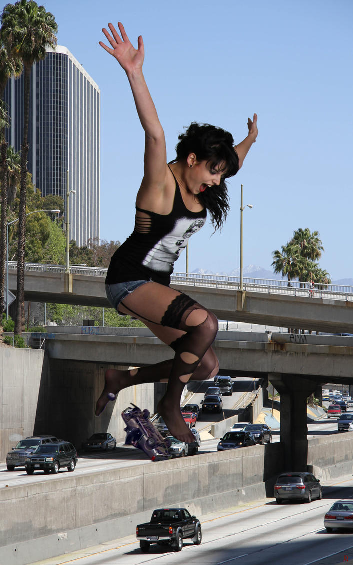 Go Play on a Freeway by JRGTS