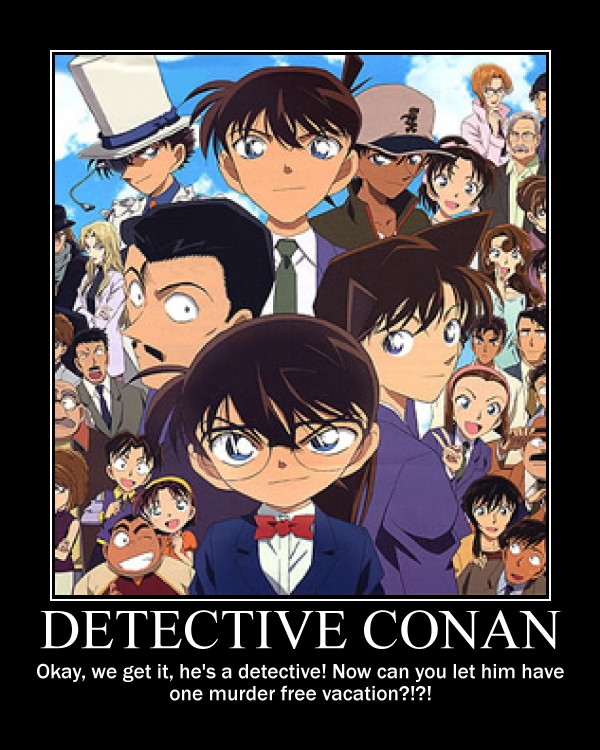 Case Closed Detective Conan Episode One: Case Closed By Flyboy254 On DeviantArt