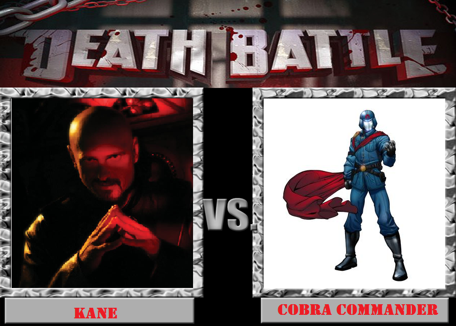 Death Battle: Commander Edition by Flyboy254