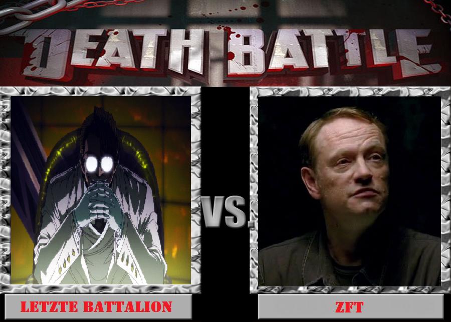 Death Battle: Terror Edition by Flyboy254