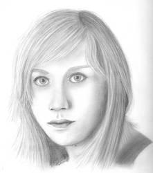 Self Portrait - Drawn Version