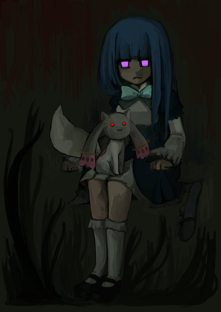 the mini executioner by Hikusa-Rockgirl-X