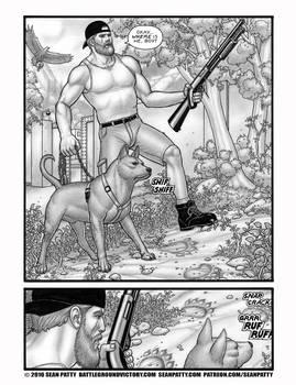 ANIMAL GOD MESSIAH Comics Series on Patreon