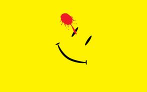 Watchmen Smiley by danishprakash