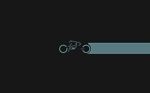 Tron Cycle by danishprakash