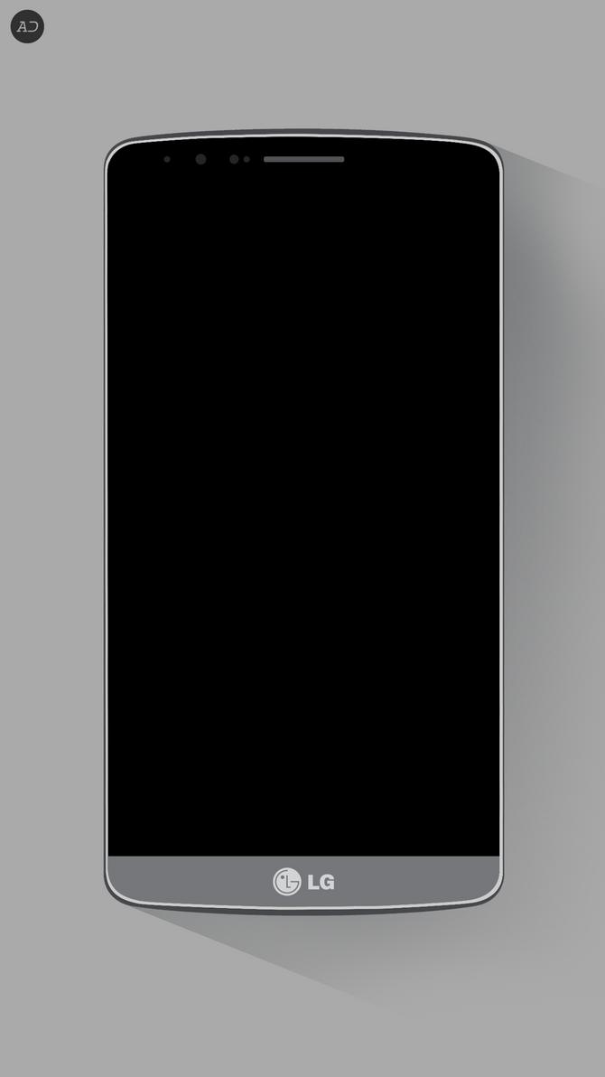 LG G3 : PSD *Flat by danishprakash