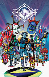 ReBoot Forever Cover