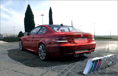 BMW m3 e92 by Artsoni3D