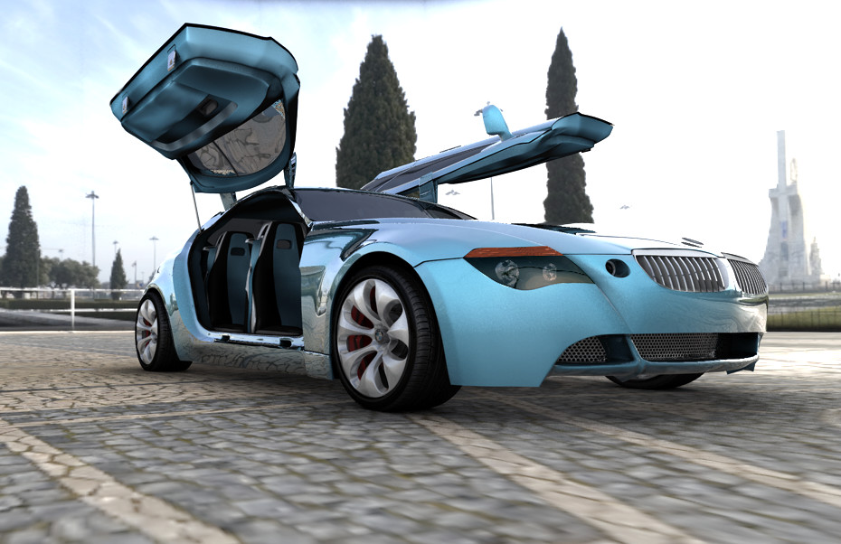 Bmw Z9 Concept Cars Drive Away 2day