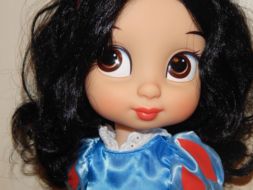 Snow White Animators Doll by hamsternio