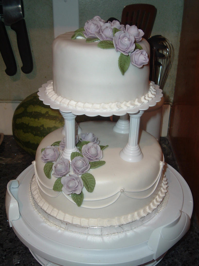 Tiered Wedding Cake V1 0 By DavidArsenault On DeviantArt