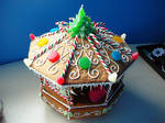 Gingerbread Carosel