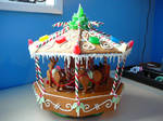 Gingerbread Carosel 2