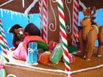 Gingerbread Carosel 3