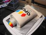 Opus Paint Tube Cake 1