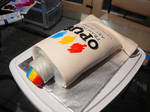 Opus Paint Tube Cake 1
