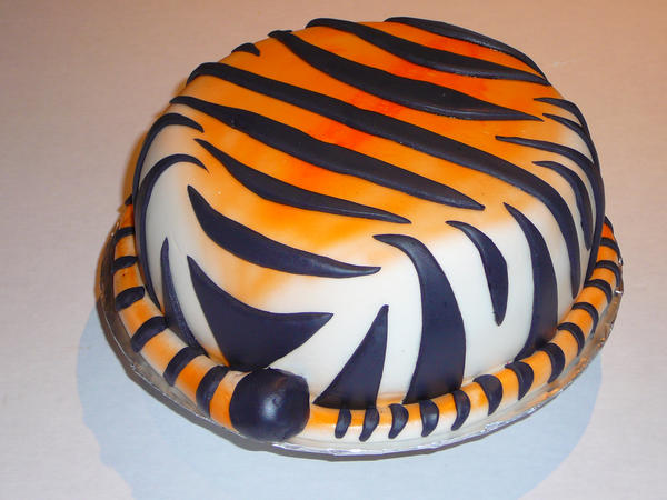Tiger Tail Cake by DavidArsenault