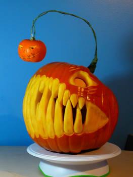 Angler Pumpkin