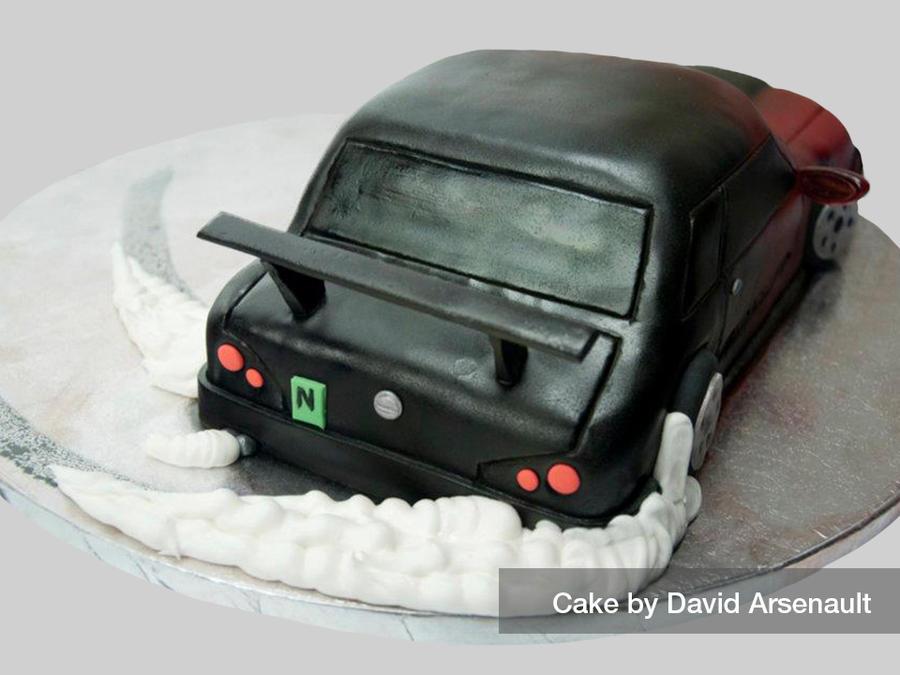 Drifting Skyline Cake 03 by DavidArsenault