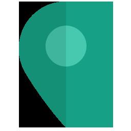 Flat Location Icon By Fiiiiiiiiiilthy On Deviantart