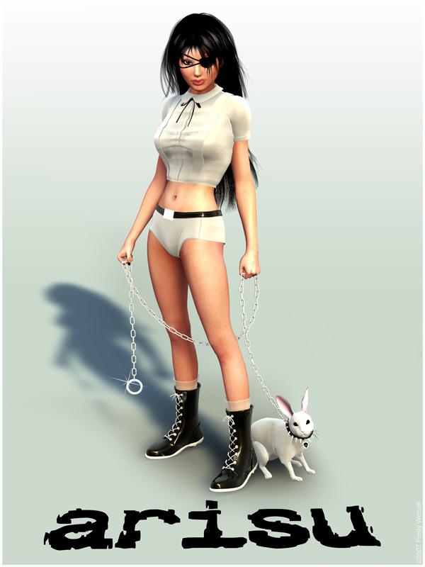 ID for Arisu V2 by Fredy3D
