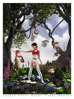 Jungle Fever by Fredy3D