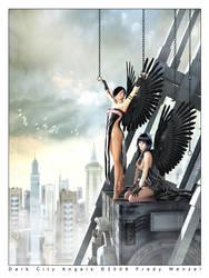 Dark City Angels by Fredy3D